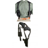"Bulldog Deluxe Shoulder Holster for Standard Autos 2"" - 4"""