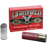 "Lightfield 12 ga 3"" 1 3/8 oz Commander IDS Plus Sabot Slug - 5/box"