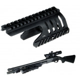 Leapers UTG Claw Mount for Remington 870 Shotgun