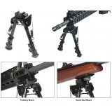 Leaper's Tactical Op Bipod Swat/Combat Profile Adjustable Height - 6-8