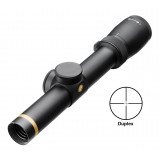 "Leupold VX-6 Rifle Scope - 1-6x24mm Duplex 116.-19' 3.8"" Matte"