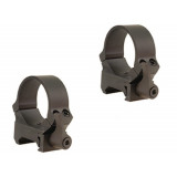 Leupold 2-Piece QRW (Weaver Style Quick Release) Rings - 30mm Medium, Matte