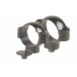 Leupold 2-Piece Quick Release (QR) Extension Rings 30mm, High, Gloss