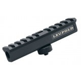 Leupold 1-Piece Mark 4 Carry Handle Mount  AR-15/M-16, (8-40 Adaptable) - Matte Black