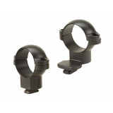 "Leupold Dual Dovetail Extension Rings - 1"" High, EXT, Matte"