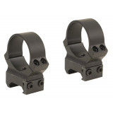 Leupold PRW Weaver Style Rings 30mm, High, Matte