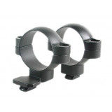 Leupold Dual Dovetail Extension Rings - 30mm High EXT, Matte