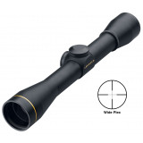 "Leupold Fixed Power FX-II Rifle Scope - 4x33mm Wide Duplex 24' 4"" Matte"