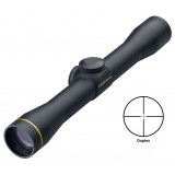 "Leupold Fixed Power FX-II Eye Relief Scout Rifle Scope - 2.5X28mm Duplex 22' 9.3"" Matte"