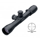 "Leupold Mark 4 MR/T M1 Rifle Scope - 2.5-8x36mm M1 Illum TMR 37.5-13.7' 4.5-3.6"" Matte"