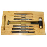 Lyman Deluxe Hammer and Punch Set