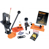 Lyman Deluxe Expert Reloading Kit with Crusher Single Stage Press