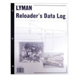 Lyman Reloaders Data Log