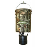 Moultrie 6.5 gal Econo Plus Hanging Feeder with Dawn to Dusk Photocell Timer - Camo