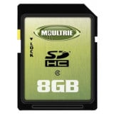 Moultrie 8 GB SD Memory Card