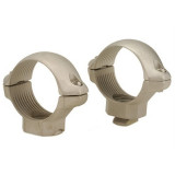 "Millett Turn-In Steel Rings 1"" Medium, Nickel"