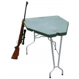 MTM Predator Shooting Table Green