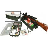 MTM Shooting Range Box Forest Green