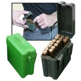 MTM 20 Round Belt Carrier for Large Rifle