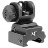 Midwest Industries ERS Flip-Up Rear Sight
