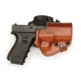 Mako Group Glock 19 3-Layers Holster (Leather/Kydex/Lining) - BFL Version