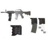 Mako Group AR-15 Quick Release Front Grip Magazine Adapter