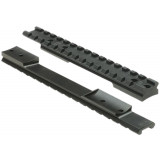Nightforce 1 Piece Steel 20 MOA Matte Black Base for Remington SAV LA New Style