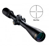 "REFURBISHED Nikon Buckmasters Rifle Scope - 4.5-14x40mm SF Nikoplex Reticle 6.8-19.9' FOV 3.6-3.7"" ER Matte"