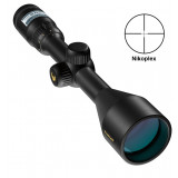 "Nikon Prostaff Rifle Scope - 3-9x50mm Nikoplex Reticle 11.3-33.8' FOV 3.6"" ER Matte"