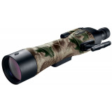 Nikon ProStaff Spotting Scope with Compact Tripod/Case/Window Mount - 20-60x82mm - Realtree HD Green