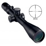 REFURBISHED Nikon Monarch X Rifle Scope - 4-16x50mm Mil-Dot Reticle Matte