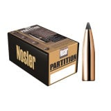 "Nosler Partition Bullets 6mm .243"" 95 gr SPT  50/ct"