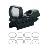 BSA Panoramic Red/Green Dot Sight with Multiple Reticles