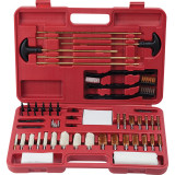 Outers 62 Piece Universal Blow Molded Gun Cleaning Kit