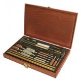 Outers 32 Piece Universal Wood Gun Cleaning Box