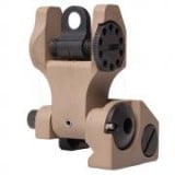 Troy Rear Folding BattleSight FDE