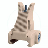 Troy Front Fixed M4 Style BattleSight FDE