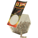 Pop Canister of Rifle/Pistol Brushes - 100 ct