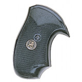 Pachmayr Compac Grips S&W J-Frame, Round Butt