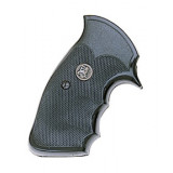 Pachmayr Gripper Professional Grips S&W K/L Frame, Square Butt