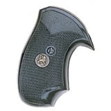 Pachmayr Compac Grips S&W K/L-Frame, Round Butt