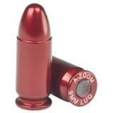 A-Zoom Metal Snap Caps 9mm Luger - 5/ct