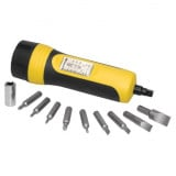 Battenfield Technologies Fat Wrench with 10-Bit Set