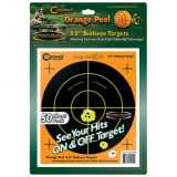 "Battenfield Technologies Caldwell Orange Peel Targets Bullseye Target - 5.5"", 50/Pack"