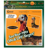 "Battenfield Technologies Caldwell Orange Peel Targets Turkey Target - 12"", 5/Pack"