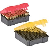 Plano Flip Top Handgun Ammo Case .357/.38