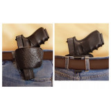 PeaceKeeper Belt Slide Holster Medium/Large Black
