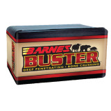 "Barnes Buster Hunting Bullets for Handguns & Lever Rifles 45/70 Gov .458"" 400 gr FNFB 50/ct"