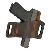 Versacarry Protector S1 Holster (Standard) OWB Right Hand Brown Sz2