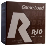 "Rio Classic Game 12 ga 2 3/4"" 3 1/4 dr 1 1/16 oz #7.5 1250 fps - 25/box"